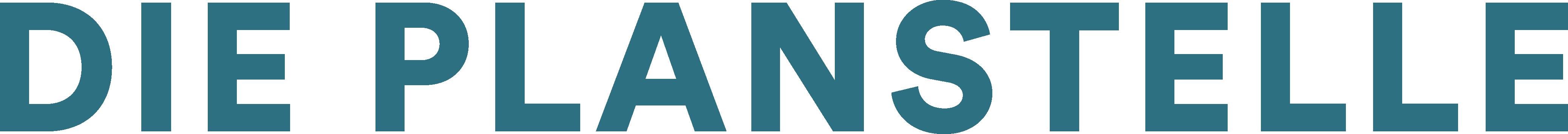 Logo Die Planstelle